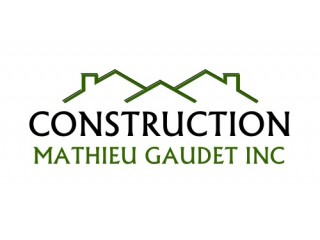 Détails : Construction Mathieu Gaudet inc.