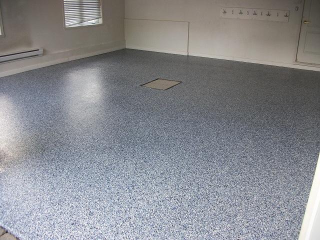Zone garage expert en plancher de garage for Peinture plancher
